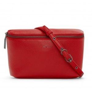 Matt & Nat mini red bag